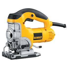 DEWALT 6.5-Amp Keyless T-Shank Variable Speed Corded Jigsaw