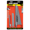 BLACK & DECKER Reciprocating Saw Blade Set