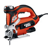 BLACK & DECKER 5.5-Amp Keyless T or U Shank Variable Speed Corded Jigsaw