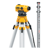 DEWALT 26X Magnification Auto Level Package