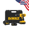 DEWALT 18-Volt 1/2-in Cordless Compact Drill/Driver Kit