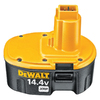 DEWALT 14.4-Volt NiCd Cordless Tool Battery