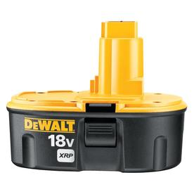 DEWALT 18-Volt NiCd Cordless Tool Battery