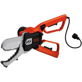 BLACK &amp; DECKER 4-Amp 8-in Corded Electric Chain Saw