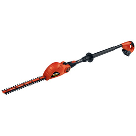 BLACK &amp; DECKER 18-Volt 18-in Dual Cordless Hedge Trimmer