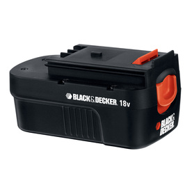BLACK &amp; DECKER 18-Volt Ni-Cad Cordless Tool Battery