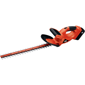 BLACK & DECKER 24-Volt 24-in Cordless Hedge Trimmers