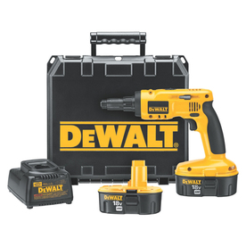 DEWALT 18-Volt 1/4-in Cordless Drill with Battery and Hard Case