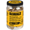 DEWALT 100-Count 20-Size Plate Joining Biscuits
