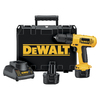 DEWALT 9.6-Volt 3/8-in Cordless Drill with Battery and Hard Case