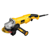 DEWALT 5-in 13-Amp Trigger Corded Grinder
