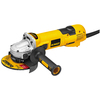 DEWALT 5-in 13-Amp Sliding Switch Corded Angle Grinder