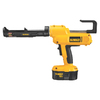 DEWALT 18-Volt Cordless Caulk Gun (Battery Included)