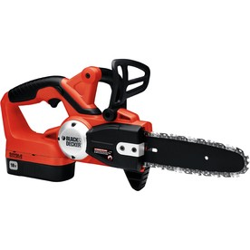BLACK & DECKER 18-Volt 8-in Cordless Electric Chain Saw