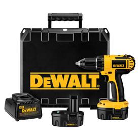 DEWALT 14-Volt.4-Volt 1/2-in Cordless Drill with Hard Case