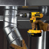 DEWALT 1/2-in 18-Volt Nickel Cadmium (NiCd) Variable Speed Cordless Hammer Drill