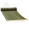 Algoma Algoma Green Stripe Fabric Hammock
