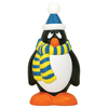 Holiday Time 2.33-ft Lighted Penguin Freestanding Sculpture Outdoor Christmas Decoration with White Incandescent Lights