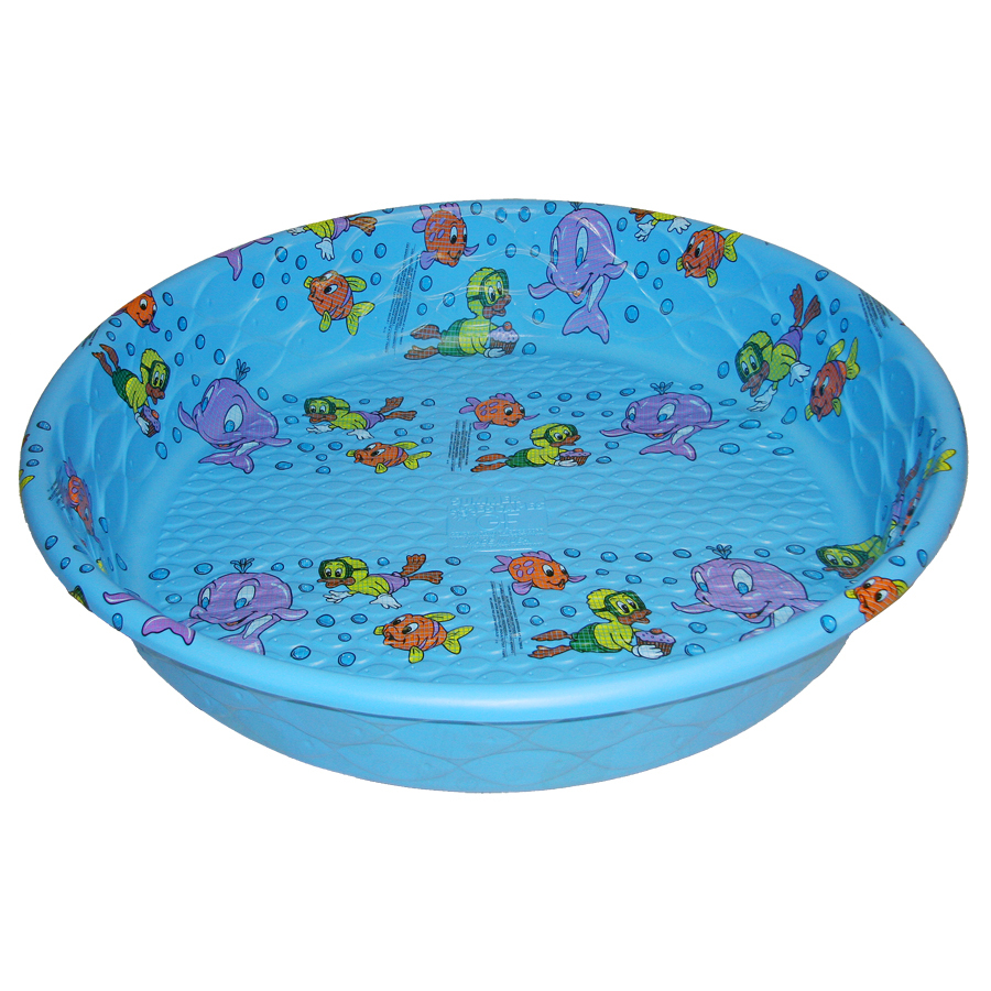 plastic swimming pools for kids trend