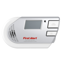 First Alert DC Plug-In Carbon Monoxide Detector with Battery Back-Up
