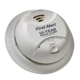 Shop First Alert Battery-Powered Smoke Detector at Lowes.com