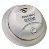 First Alert Battery-Powered-Volt Smoke Detector