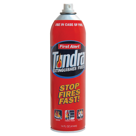 Tundra Tundra Fire Extinguishing Spray
