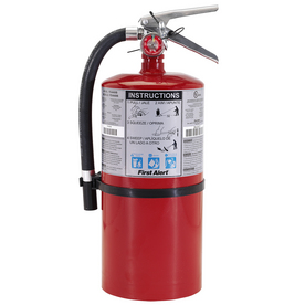 First Alert Commercial Fire Extinguisher - Rechargeable