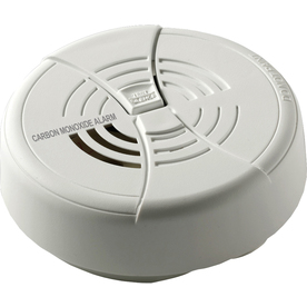 First Alert Battery-Operated Carbon Monoxide Alarm