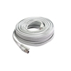 First Alert 10-Gauge 2-Conductor Solid Shielded White Security Cable