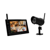 First Alert 7-in Digital Wireless RF Security Camera