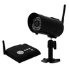 First Alert Digital Wireless RF Outdoor Security Camera with Night Vision