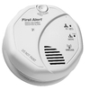 First Alert Battery-Operated Carbon Monoxide Detector and Smoke Detector (Works with Iris)