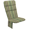 allen + roth Stripe Greene Cushion for Adirondack Chair