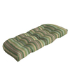 allen + roth Green Stripe Cushion For Loveseat