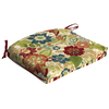 Garden Treasures Floral Seat Pad for Universal Use