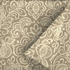 Arden Outdoor Neutral Stencil 54-in W Floral Outdoor Fabric (By-The-Yard)