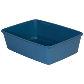 Petmate Peacock Blue Litter Box
