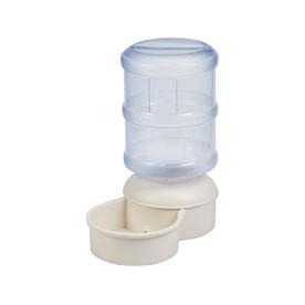 Petmate Plastic Single Basin Pet Bowl