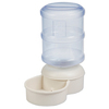 Petmate Plastic Single Basin Pet Bowl