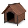Aspen Pet 2.86-ft x 2.65-ft x 3.21-ft Cedar Dog House