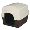 Aspen Pet 2.5-ft x 2.41-ft x 3.16-ft Plastic Dog House