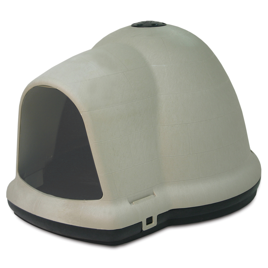 Plastic Igloo Dog House