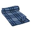 Doskocil Assorted Fleece Rectangular Dog Bed