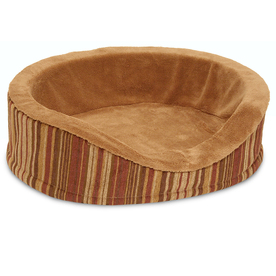 Doskocil Natural Micro Suede Rectangular Dog Bed