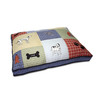 Doskocil Multi Cotton Blend Rectangular Dog Bed