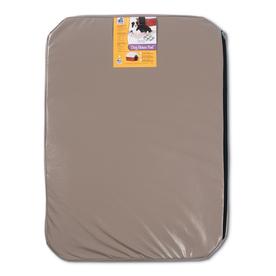 Doskocil Taupe PVC Rectangular Dog Bed