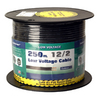 Coleman Cable 250-ft 12-Gauge 2-Conductor Landscape Lighting Cable