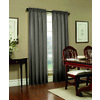 allen + roth 84-in L Blackout Solid Mineral Rod Pocket Window Curtain Panel