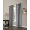 allen + roth Romanby Room Darkening Solid Thermal Grommet Window Curtain Panel